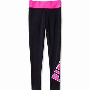 VS PINK leggings cotton yoga